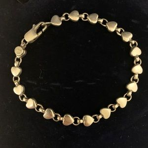 Tiffany & Co. Elsa Peretti Heart Link Bracelet